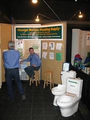 George Morlan WaterSense toilets