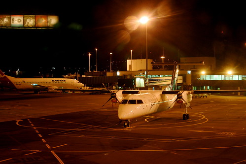 Wednesday: Very early flight, very tiny plane