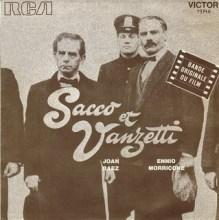 Sacco And Vanzetti - Joan Baez - La Ballata Di...
