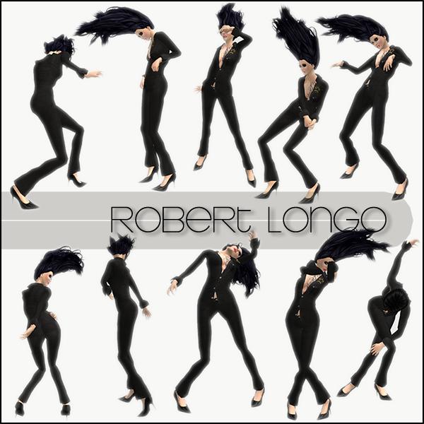 Robert Longo Poses