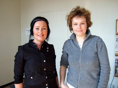 Cecilie Bergh & Sara Johnsen