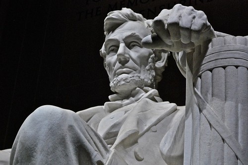 Abe Lincoln's Hand