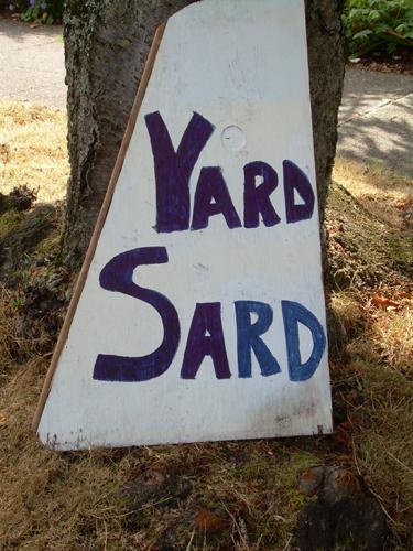 Yard Sard