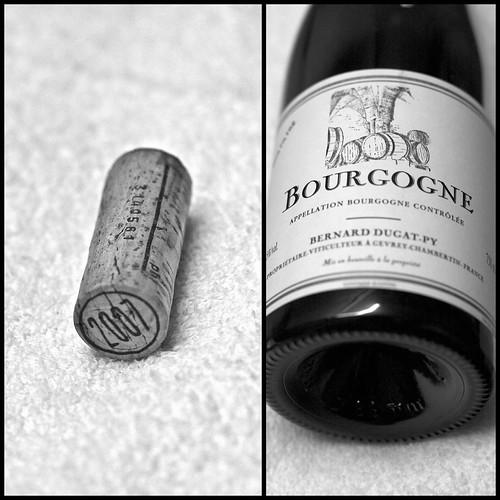 2007 Bernard Dugat-Py Bourgogne by mengteck