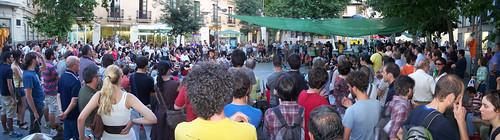 acampada al sol Córdoba by aquinosobranadie