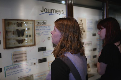 Image, Visitors to our new Manchester Gallery