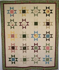 Everything Old is New Again by JoAnne & Sandi Walton at Piecemeal Quilts
