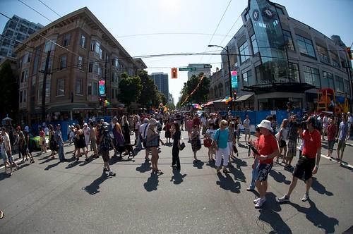 vancouver gay pride parade video 2009