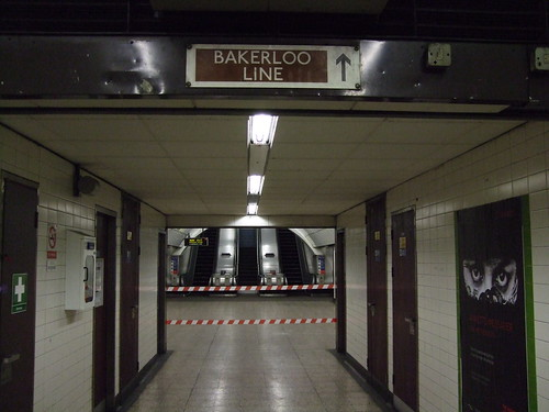 Charing Cross Jubilee Line