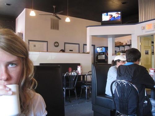 Elm Street Cafe - Interior by you.