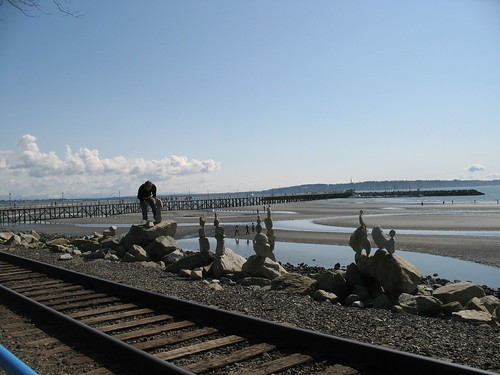 White Rock BC March 29 2009
