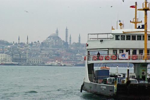 ferryboat, istanbul, pentax k10d