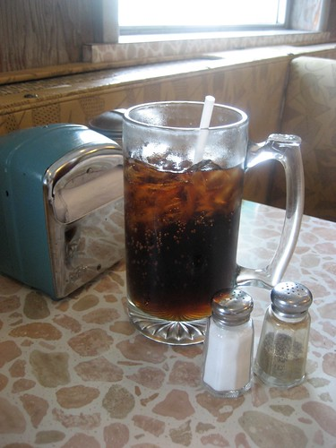 Large Diet Coke