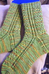 Mad Colorweave Socks
