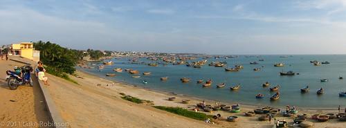 Vietnam Trip Photo Report #2: Mũi Né and Nha Trang