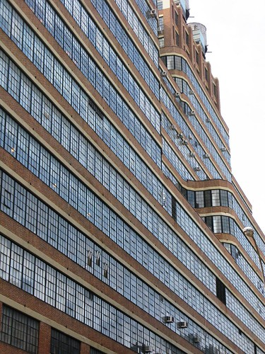 The Starrett-Leigh Building. This is where Martha Stewart has her offices.