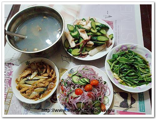 [試吃]Mandy泰式廚房~異國料理輕鬆上桌 @VIVIYU小世界