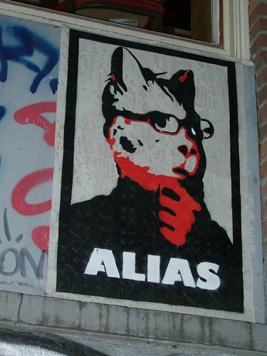 Alias - Amsterdam, Netherlands
