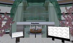 NHS Polyclinic: Part of the Second Health project