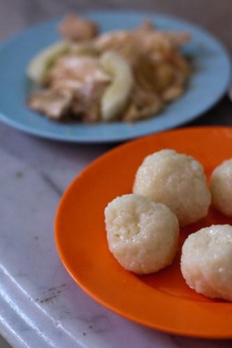 Chicken Rice Balls, Melaka