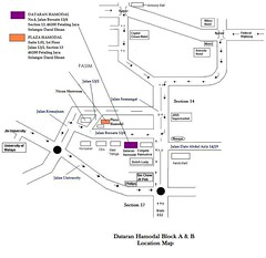 Dataran_Hamodal_Route_Map