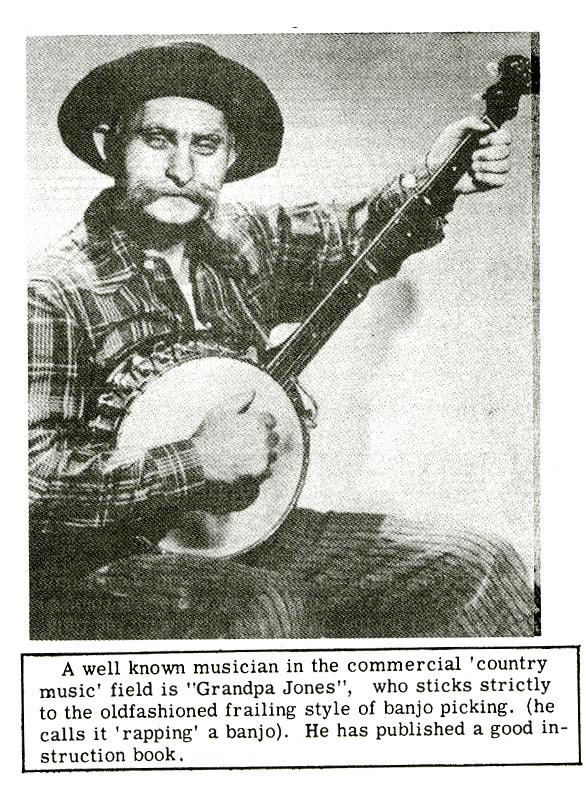 Grandpa Jones