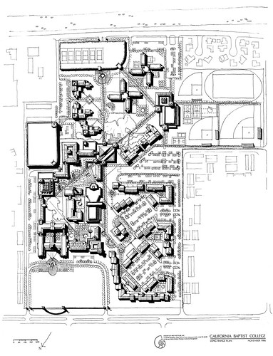 CBC Master Plan Site Plan