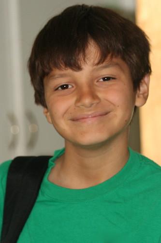 Zack in Green