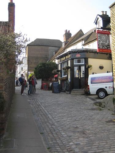 Tudor Rose Pub
