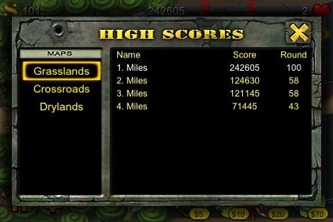 High Score by m!les