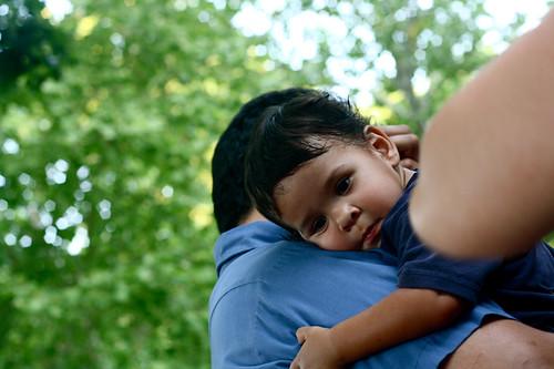 santi hug
