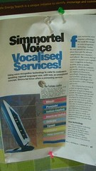 Simmortel Voice - Vocalised Services!