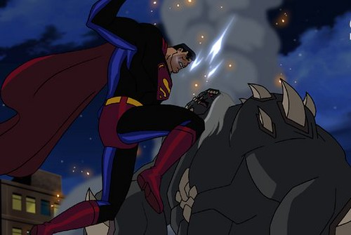 superman doomsday 2 by you.