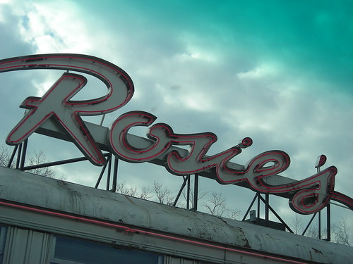 Rosie's Diner by you.
