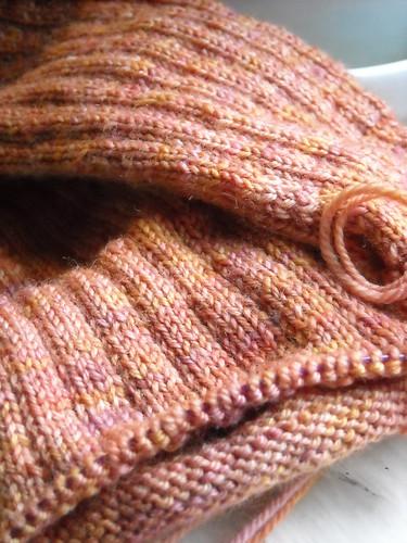 Flamingo Pie Thuja socks