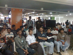 My session on webdev & changing tech