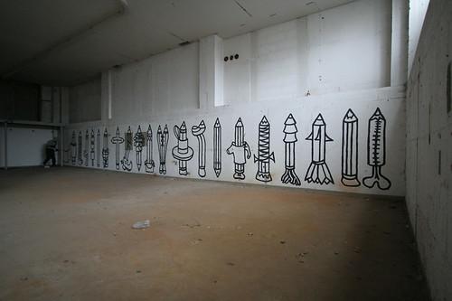 muralismo morte