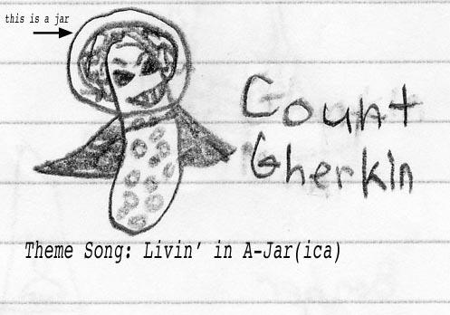 CountGherkin