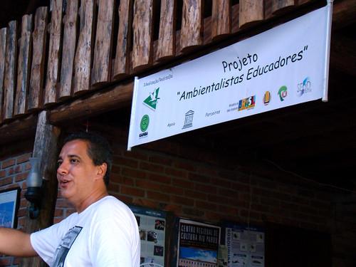 Projeto Ambientalistas Educadores - Módulo Presencial III por você.