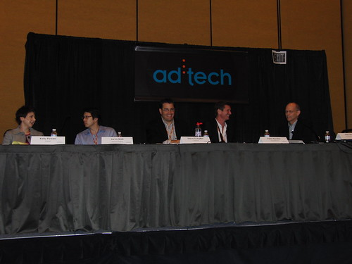 MediaTrust panel at ad tech SF 2009