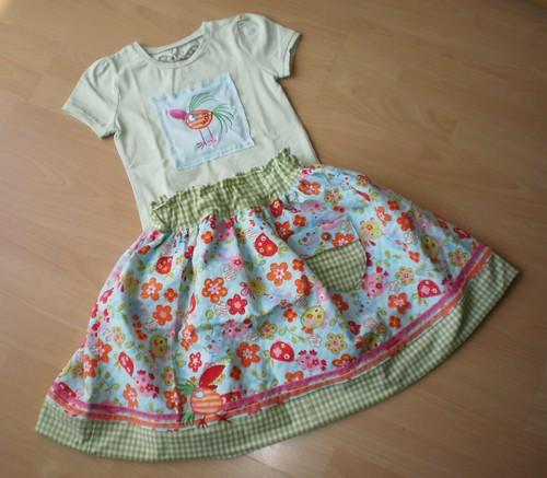 Skants e-book skirt size 6