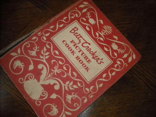 1950s Collectible Betty Crocker Picture Cook Book