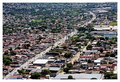 Vista Aérea do bairro de Vila Popular e da Av. Presidente Kennedy. Foto: Antônio Melcop/Pref.Olinda
