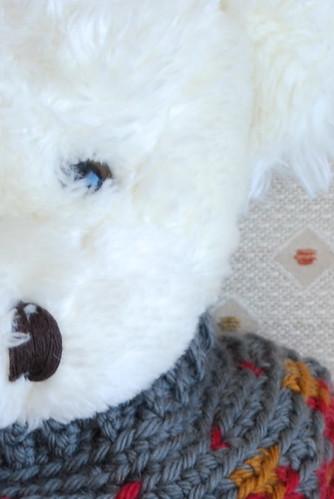 Teddy Sweater Sneak Peek