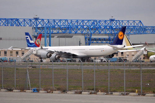 A340-642 MSN0987 F-WWCQ LH