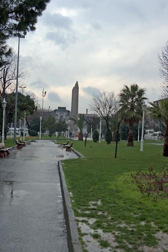 sultanahmet square, istanbul, pentax k10d
