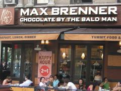 Max Brenner - East Village