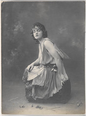 P.L. Travers in the role of Titania from A Mid...