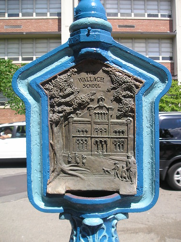 Capitol Hill Police Call Box