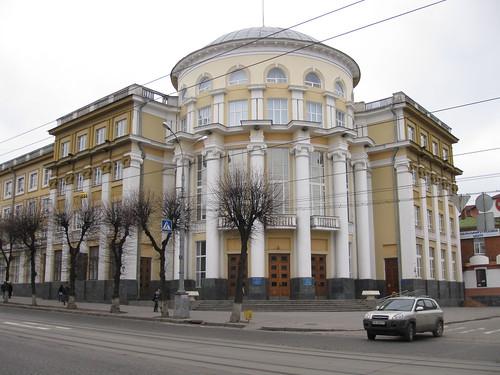 Soborna Street, Vinnitsa